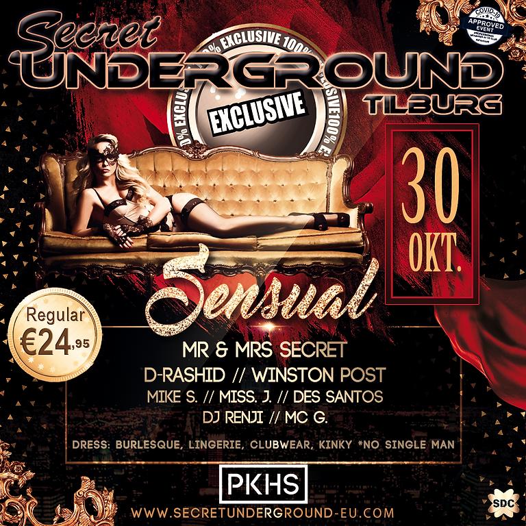 """SU """"Sensual Exclusive"""" 30 Oktober 2021"""