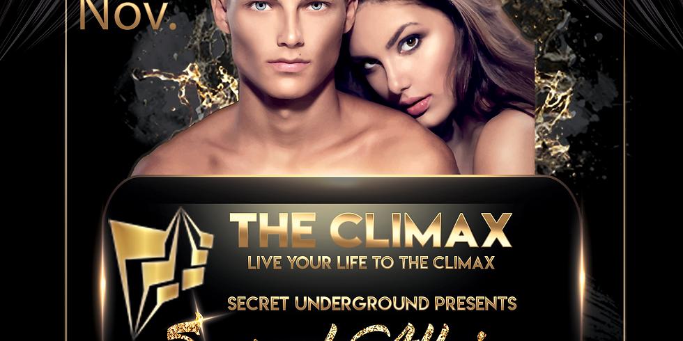 """Secret Underground """"All-In Belgium"""" 13 Nov. The Climax"""