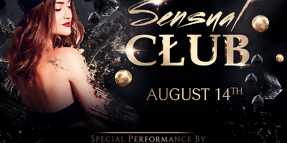"Secret Underground ""Sensual Club A'dam"" 14 August"