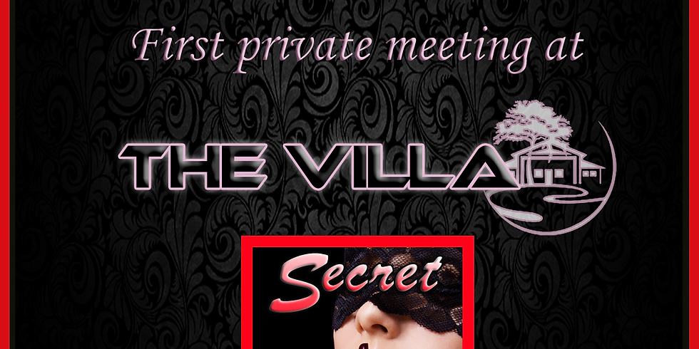 SU First private meeting at The Villa