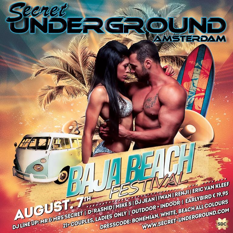 SU Baja Beach Festival #1