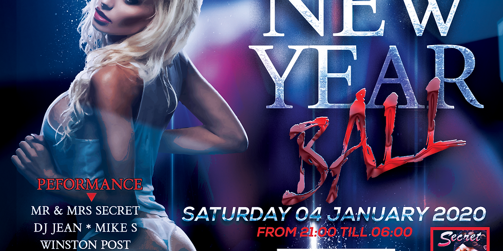 "Underground ""New Year Ball"" 4 Jan 2020"
