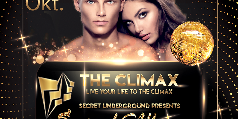 "Secret Underground ""All-In Belgium"" 16 Okt. The Climax"