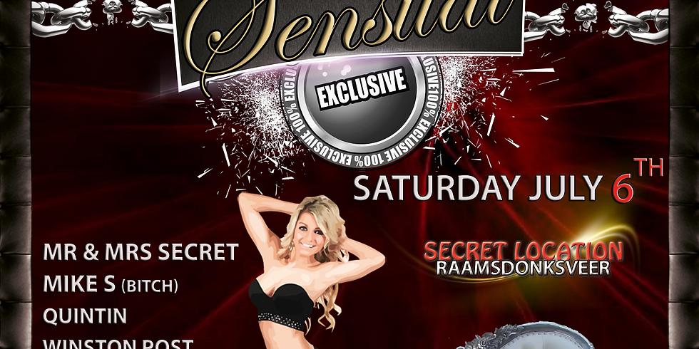 """SU """"Sensual Exclusive"""" 06 Juli 2019"""