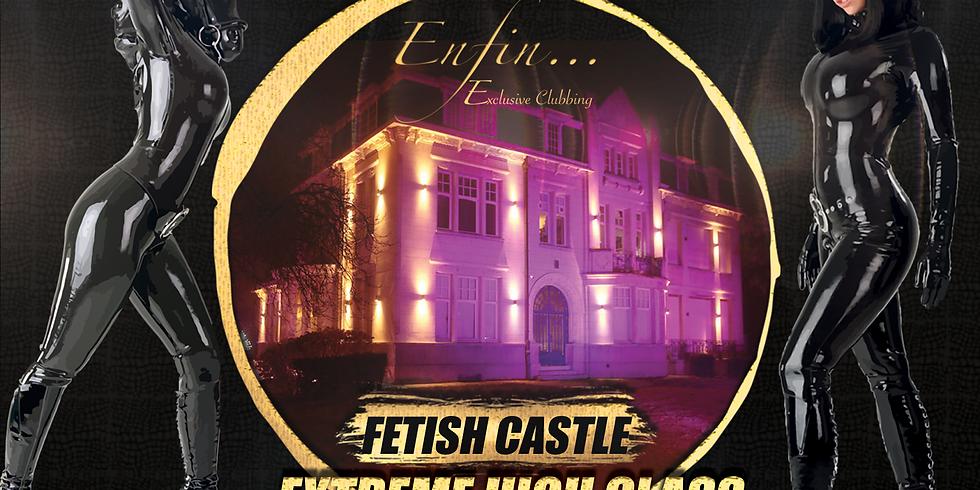 High Class Fetish Castle Party Belgium