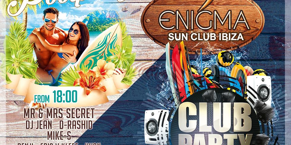 """SU """"Pool and Club Party at Ibiza""""  #1"""