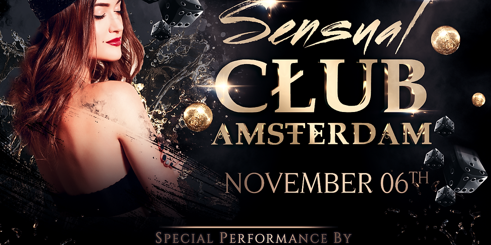 "Secret Underground ""Sensual Club A'dam"" 06 November"