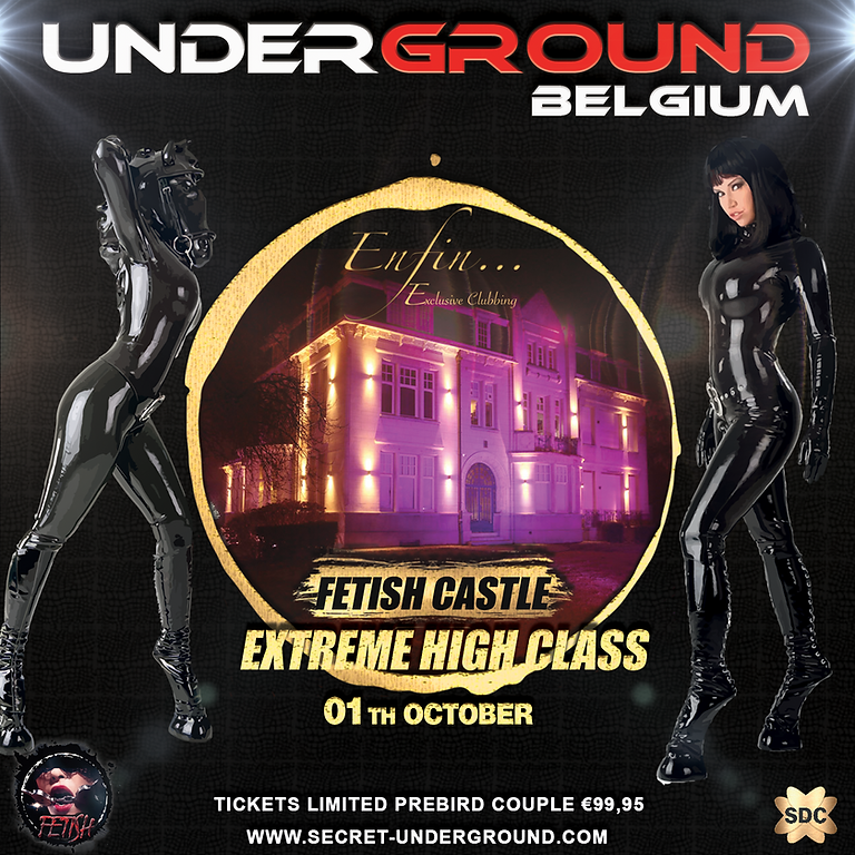 High Class Castle Party Belgium