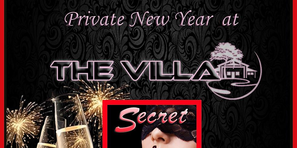 SU Private New Year at The Villa