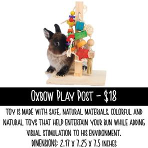 Oxbow Play Post
