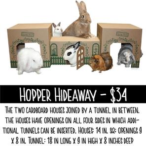 Hopper Hideaway