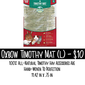 Oxbow Timothy Mat (L)