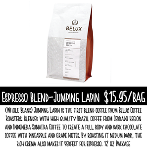 Espresso Blend - Jumping Lapin