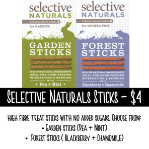 Selective Naturals Sticks