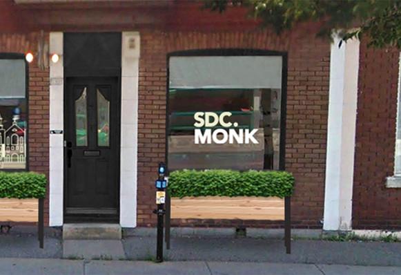 Facade local_SDC Monk