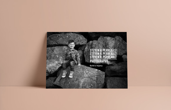 SHP | Carte promotionnelle