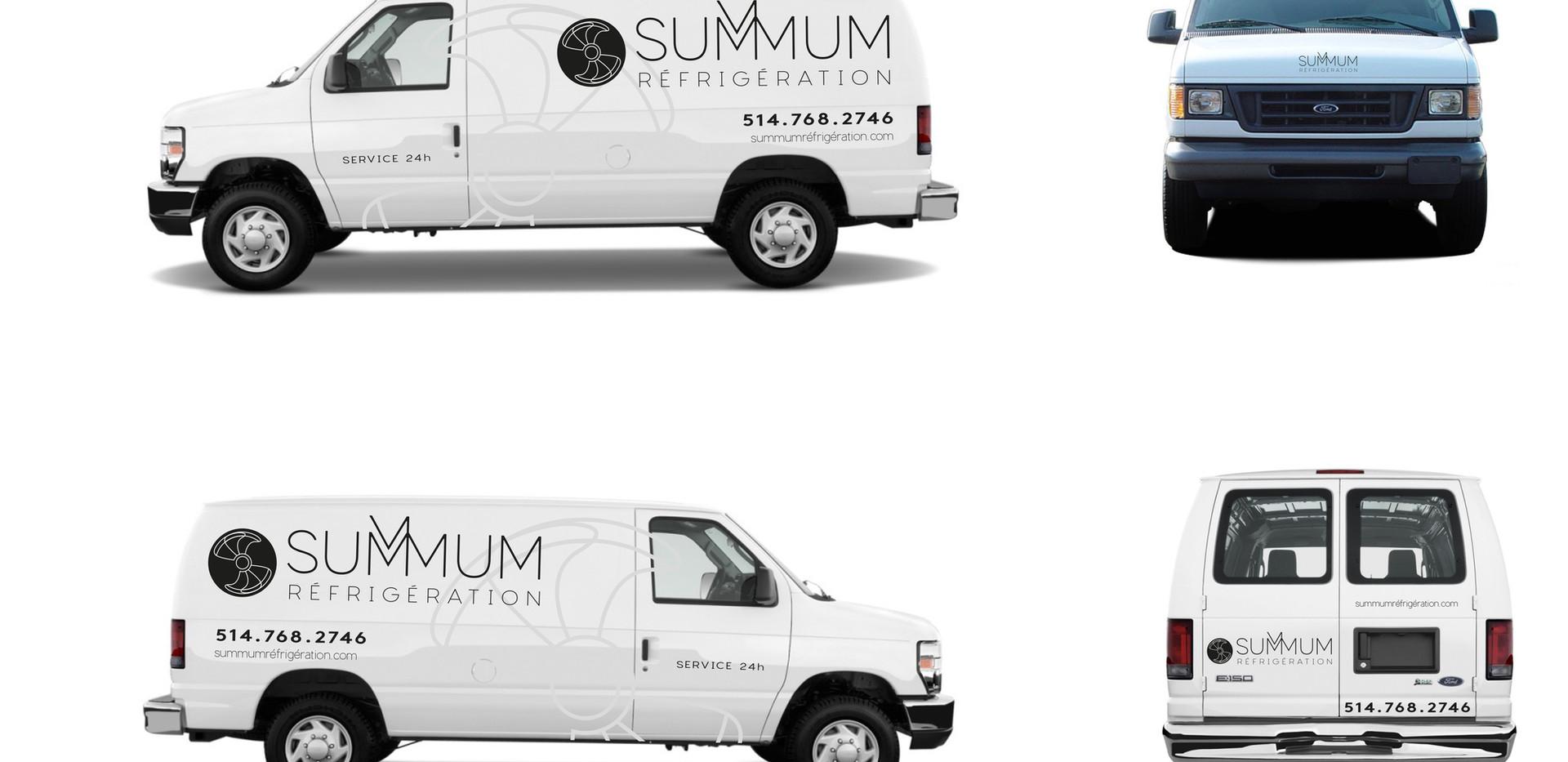 Summum Réfrigération | Camions