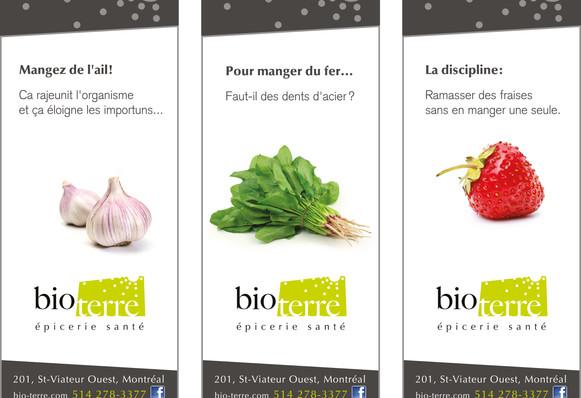 Bio Terre | Campagne Fruits et Légumes