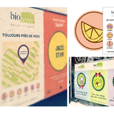 Bio Terre | Outils promotionels