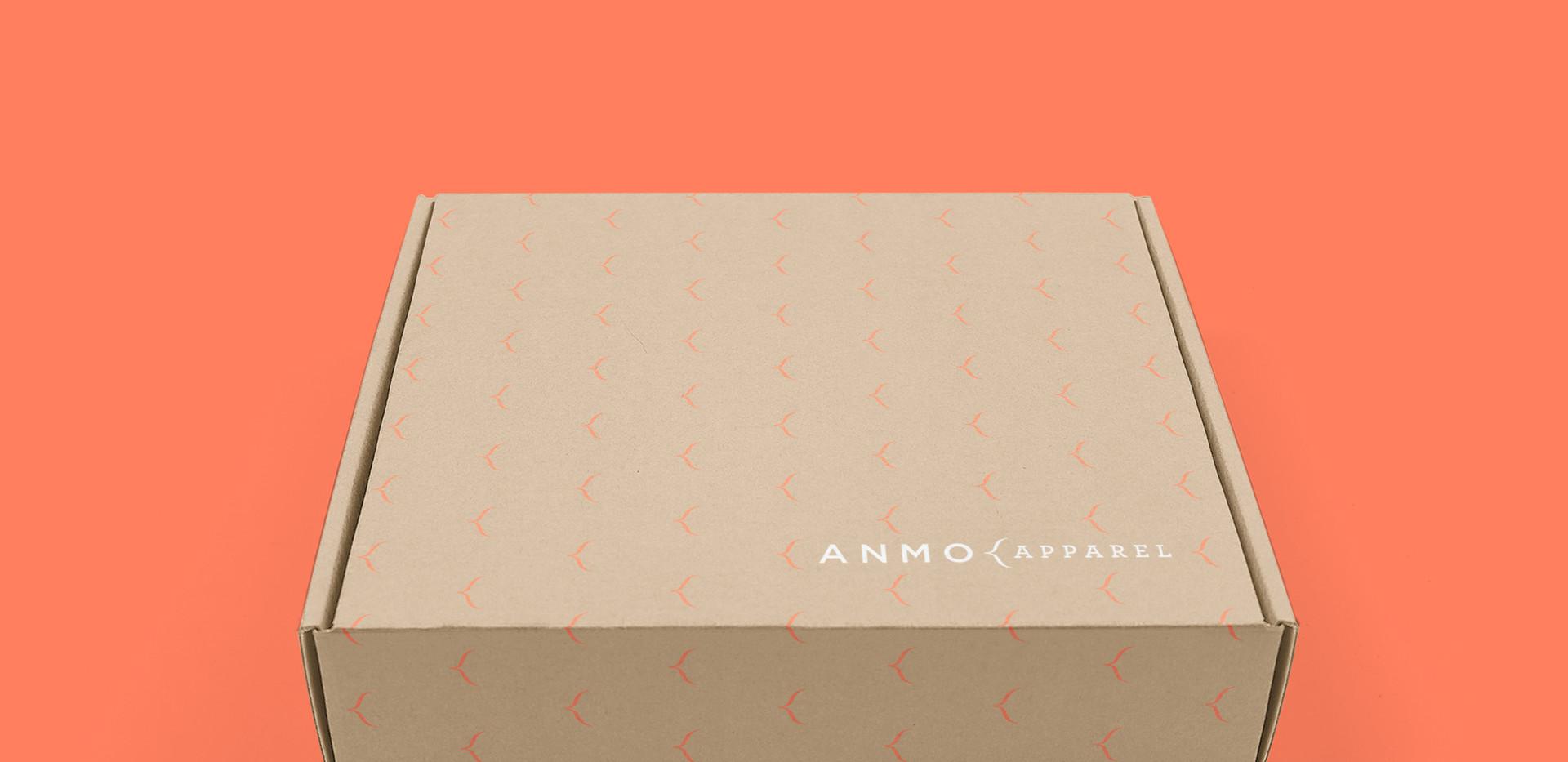 Amno | boite de livraison