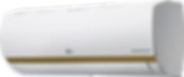 Thermopompe murale  LG blanche lustrée inverter
