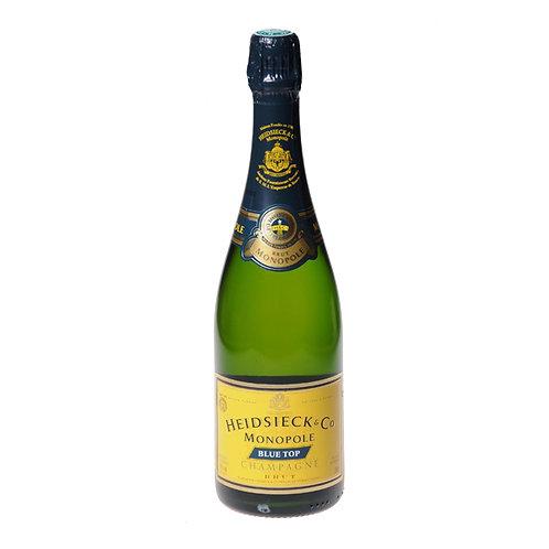 Brut Champagne Monopole Heidsieck Blanc