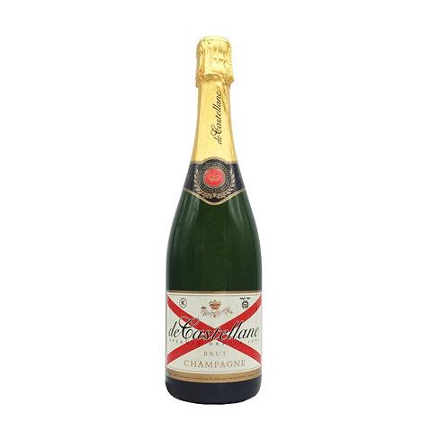 Brut Champagne Vicomte de Castellane Blanc