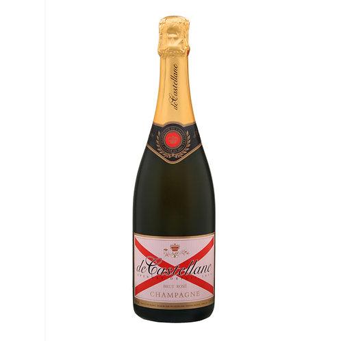 Brut Champagne Vicomte de Castellane Rose