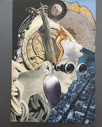 #collagedudimanche #portrait #collage #c