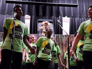 "Musical Theater Class teaches about bullying with ""SHREK TYA"""