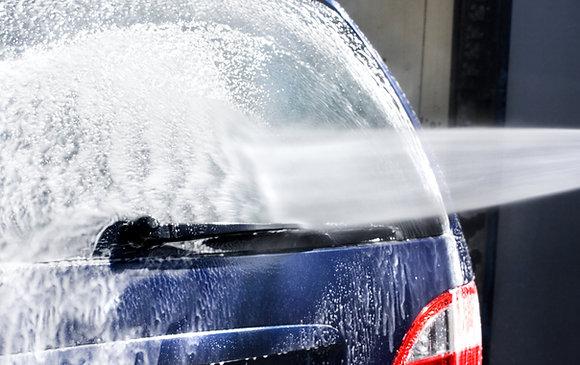 Blue Streak Car Wash Soap