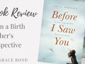 {BOOK REVIEW} Before I Saw You