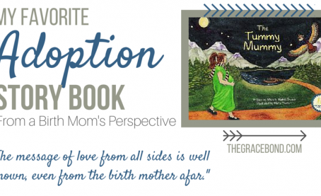 My Favorite Adoption Book for Kids: The Tummy Mummy