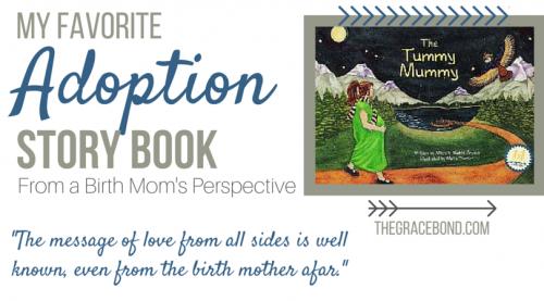 My Favorite Adoption Book for Kids: The Tummy Mummy