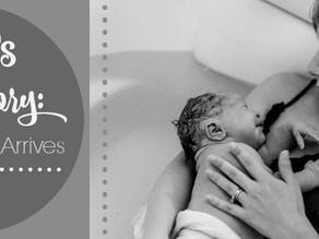 Lylah's Birth Story: Birthing Day Arrives