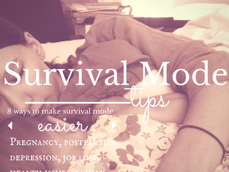 8 Tips For Living in Survivor Mode