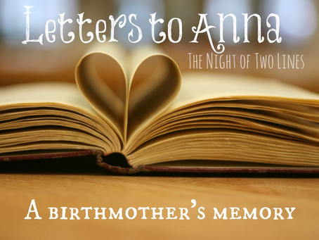 Adoption Memory: The Night of Two Lines