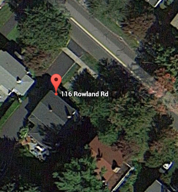 116 ROWLAND ROAD