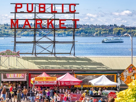 A Weekend in Seattle Itinerary: Part 2
