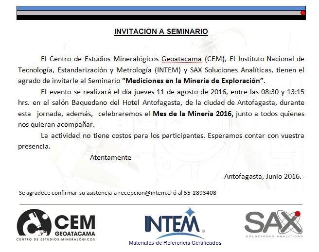 Mediciones en la Minería y la Exploración
