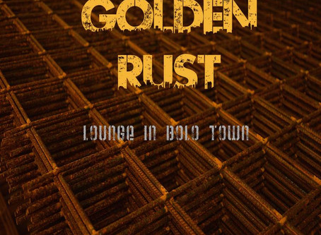 GOLDEN RUST is out!