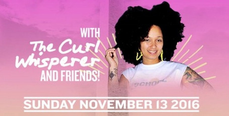 Natural Hair Event: Let Me School You!
