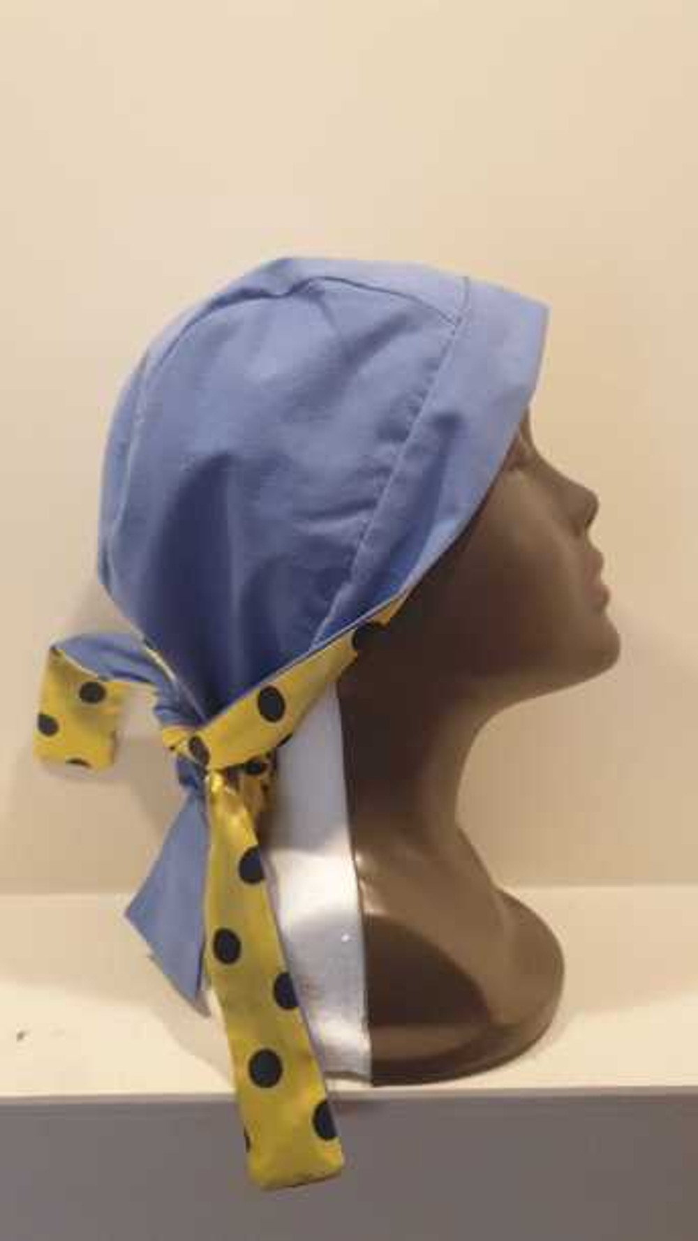 Teni - Satin Lined Scrub Caps