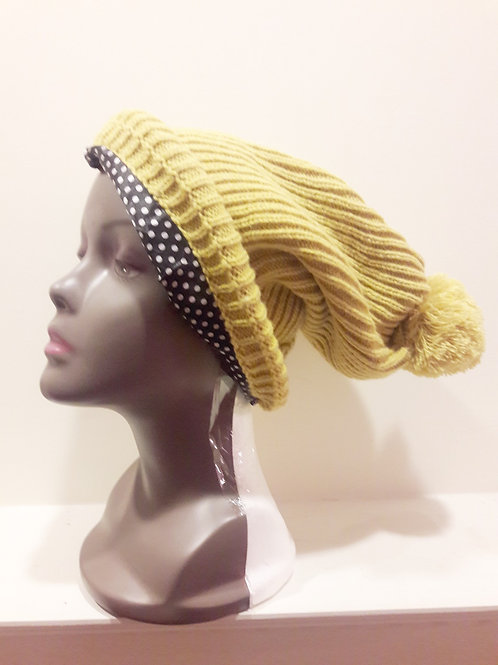 Adeola - Mustard Yellow