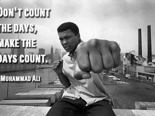 The G.O.A.T – Muhammad Ali
