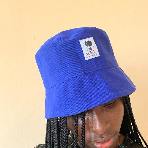 (Ade)Doyin - Blue Bucket Hat