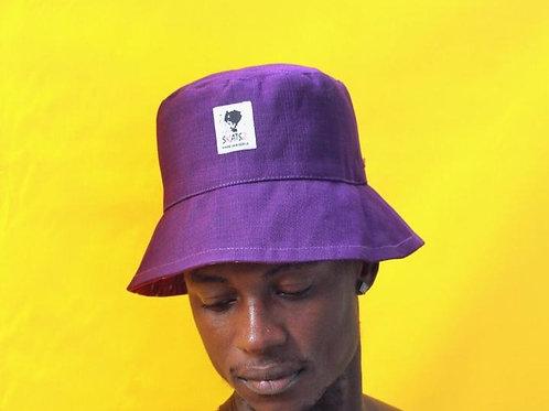 (Ade)Doyin - Purple Bucket Hat