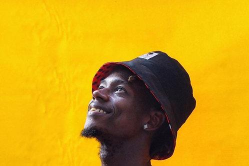 (Ade)Doyin - Black Bucket Hat