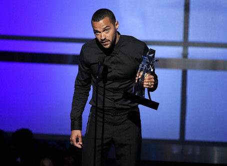 Jesse Williams – True Humanitarian!