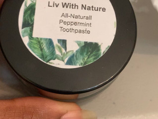 AMAZING Charcoal Toothpaste! Black Owned Too!!